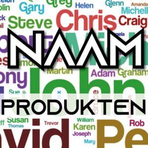 Naam Producten