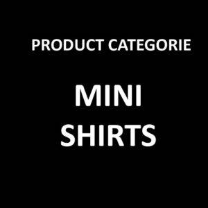 Mini Shirts